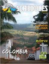 Picture of Schedules Magazine - Colombia Edition (PDF for Digital)
