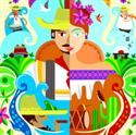 Imagen de Bus ticket to:  Festival Folclorico y Reinado Nacional del Bambuco (Neiva) from Bogota