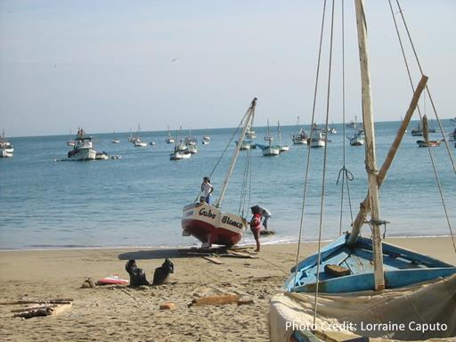 Cabo Blanco is rich in history and popular for fishing tournaments.