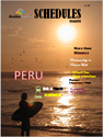 Picture of Schedules Magazine - Peru Edition (PDF for Digital)