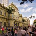 Picture of Bus ticket: PANAMA CITY to SAN JOSE; SAN JOSE to GOLFITO